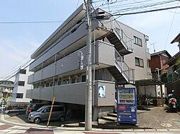 第2サニーハイツ[3階]の外観