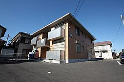 埼玉県春日部市緑町3丁目の賃貸アパートの外観