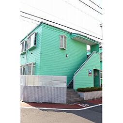 ミント大谷田B[0202号室]の外観