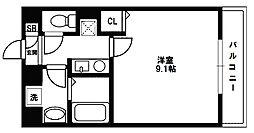 アドバンス新大阪CityLife[7階]の間取り