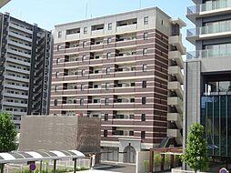 アガティス東静岡[2階]の外観