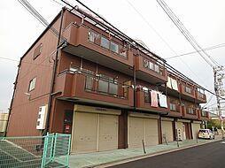 グランデール上野[2階]の外観
