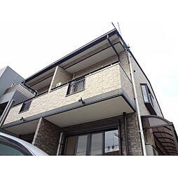 静岡県浜松市中区菅原町の賃貸アパートの外観