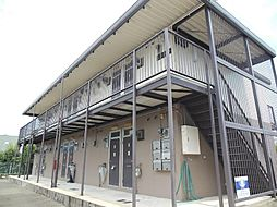 ユニメント桂川[1階]の外観