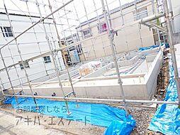 ルミエール・リッシュ松江[303号室]の外観