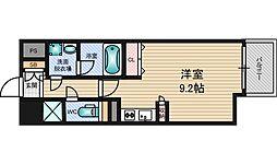 グレンパーク新大阪2[3階]の間取り