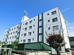 グリーンハイム嵯峨[2階]の外観