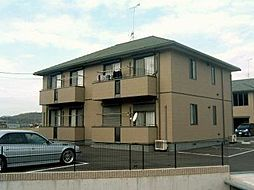 グリーンハウス平野[2階]の外観
