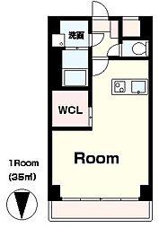 NECO SUMUSU-猫住巣(ネコスムス)-[5階]の間取り