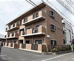 静岡県三島市徳倉1丁目の賃貸マンションの外観