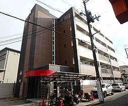 大阪府枚方市牧野阪の賃貸マンションの外観