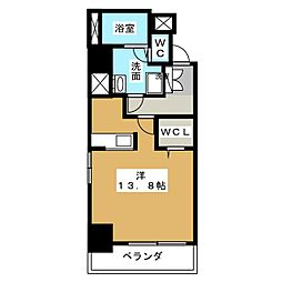 ラ・ルーシュ泉[11階]の間取り