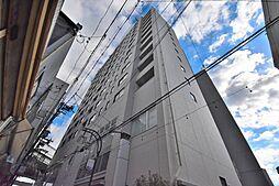 アーデンタワー福島ウエスト[10階]の外観