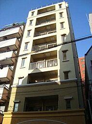 ミラフェスタ上町台[2階]の外観