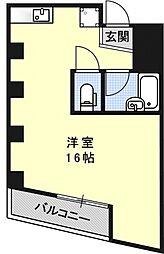 KAWARAMATI PLACE[902号室号室]の間取り