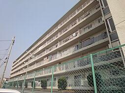 金剛グリーンハイツNC棟[1階]の外観