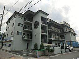 カーサルーナ松原[3階]の外観