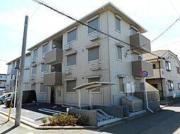 千葉県船橋市東船橋2003丁目の賃貸アパートの外観
