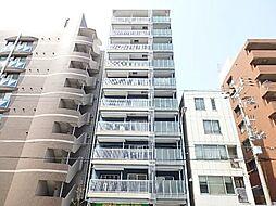 ベルシモンズ桜川[10階]の外観