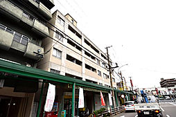 兵庫県神戸市兵庫区上三条町の賃貸マンションの外観