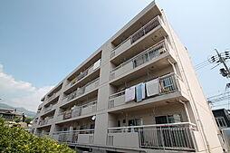 城元マンション[4階]の外観