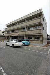福岡県北九州市小倉北区木町2丁目の賃貸アパートの外観