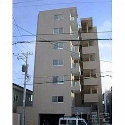 北海道札幌市東区北二十一条東2丁目の賃貸マンションの外観