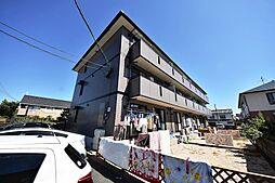 リバーフィールドII[2階]の外観