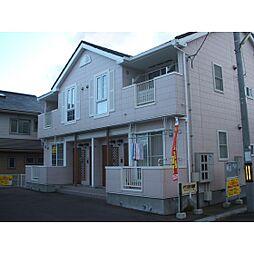 タウン日吉弐番館[2階]の外観