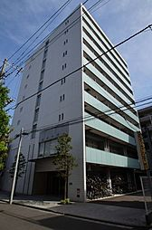 神奈川県横浜市鶴見区豊岡町の賃貸マンションの外観
