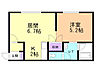 間取り,1DK,面積37.26m2,賃料2.8万円,バス 道北バス忠和5条1丁目下車 徒歩2分,JR函館本線 旭川駅 5.2km,北海道旭川市忠和五条1丁目5番9号