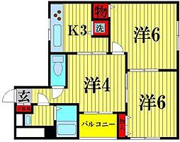 本所吾妻橋駅 12.3万円