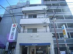 吉田ビル[4階]の外観