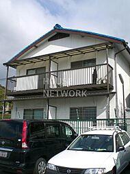 Newハウス上田[202号室号室]の外観