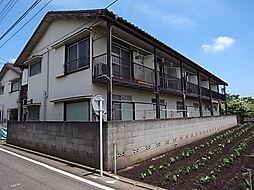 台二荘[1階]の外観