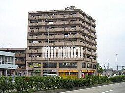 レスカール一番町[6階]の外観