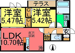 小岩駅 10.7万円