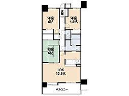 全居室南向き&豊富な収納がポイントの住まい。