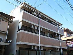 京都府京都市伏見区越前町の賃貸マンションの外観