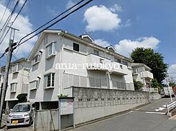 東京都三鷹市牟礼3丁目の賃貸アパートの外観