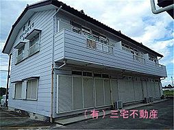 クリーンハイツ柳沢 A[201号室号室]の外観