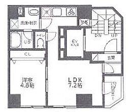 台東区入谷(仮称)[301号室]の間取り