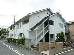 京口アパート[106号室]の外観