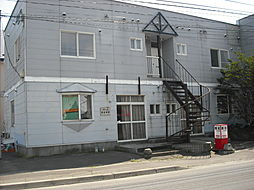 北海道釧路市星が浦北[2F左号室]の外観