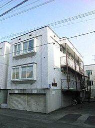 クルーズハウス北31条B棟[2階]の外観