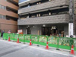 プレサンス阿波座駅前[15階]の外観
