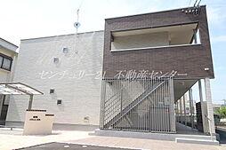 JR山陽本線 庭瀬駅 徒歩10分の賃貸アパート