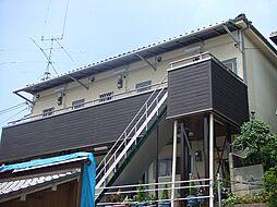シエルブルーコーポ[2階]の外観