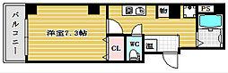 フォレスト新町[8階]の間取り