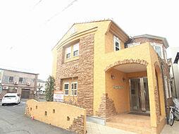 千葉県柏市光ケ丘2の賃貸アパートの外観